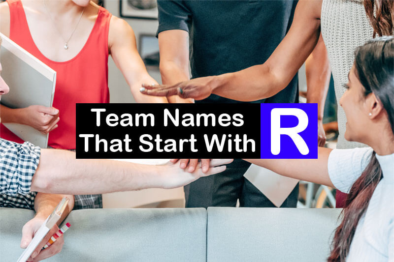 Team-Names-That-Start-With-R