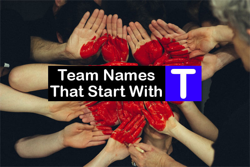Team-Names-That-Start-With-T